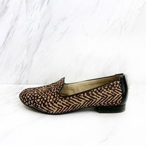 Adam Tucker- Me Too Yale Loafer in Animal 5.5